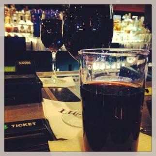 I'll take all the wine please...